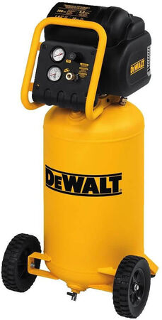 Dewalt 15 Gal. Portable Electric Air Compressor