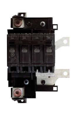GE Double Pole 200 amps Circuit Breaker