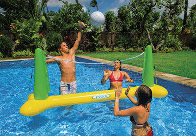 Intex Inflatable Pool Volleyball Set