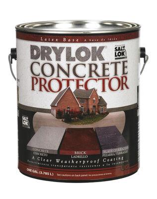 Drylok Low VOC Concrete Protector Clear 1 gal.