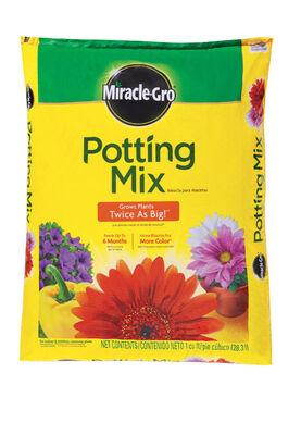 Miracle-Gro Potting Mix Fertilizer Enriched