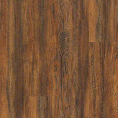 Resilient Vinyl plank carton - Auburn Oak