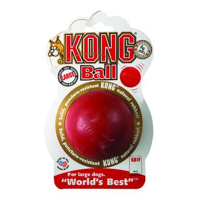 Kong Rubber Rubber Ball Rubber Ball Large