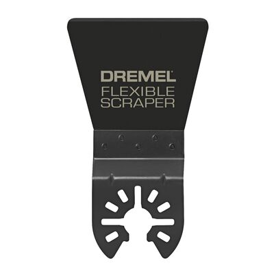 Dremel Multi-Max Steel Flexible Scraper Blade 1-1/2 in. 1 pk