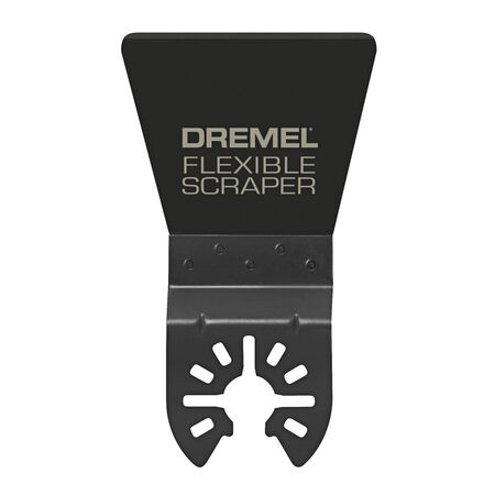 Dremel Multi-Max Steel Flexible Scraper Blade 1-1/2 in. 1 pk