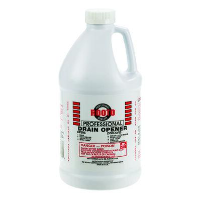 Rooto Professional Liquid Drain Opener 64 oz.