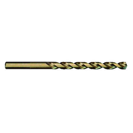 Milwaukee RED HELIX 5/16 in. Dia. x 4-1/2 in. L Cobalt Steel THUNDERBOLT Drill Bit 1 pc.