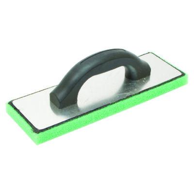 Marshalltown Plastic Foam/Aluminum Backing Hand Float Fine