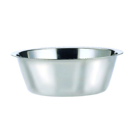 VIP Stainless Steel 5 qt. Pet Dish