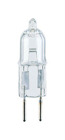 Westinghouse Halogen Light Bulb 20 watts 300 lumens Xenon T3 1.2 in. L Clear 2 pk