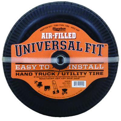 Marathon Hand Truck Tire 10 in. Dia. 300 lb.