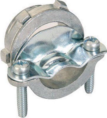 Gampak Sigma Non-metallic Cable Connector Silver 3/4 in. Dia.