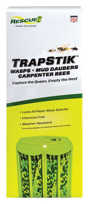 Rescue TrapStik For Wasps Sticky Coating Wasp Trap