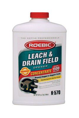 Roebic K-570 Liquid Leach & Drain Field Opener 1 qt.