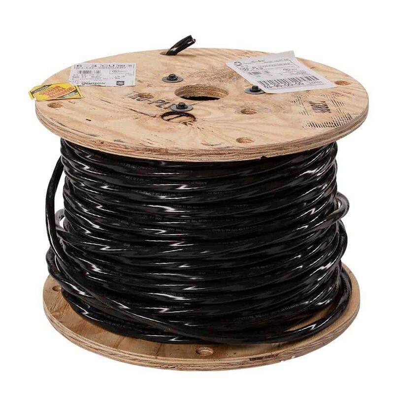 45 ft 6//3 NM-B WG Romex Wire//Cable