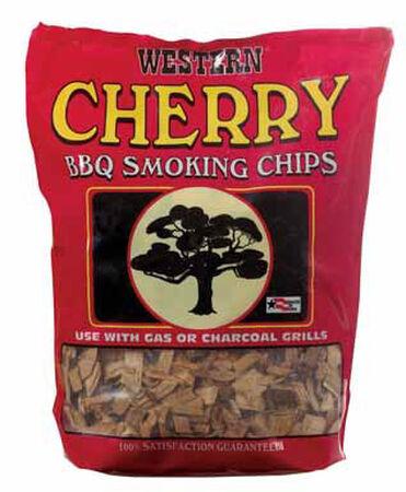Western Cherry Wood Smoking Chips 2 lb.