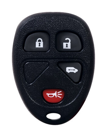 DURACELL Renewal Kit Automotive Replacement Key GM KOBGT04A 4-Button Case & Button Pad Double s