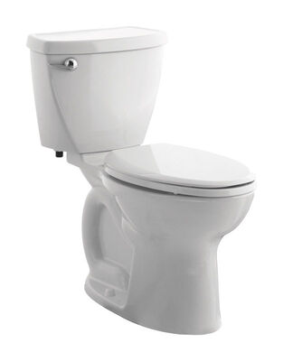 American Standard Cadet 3 Elongated Complete Toilet 1.28 gal. ADA Compliant White