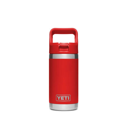 YETI Rambler Jr. 12 oz. Kids Water Bottle Canyon Red