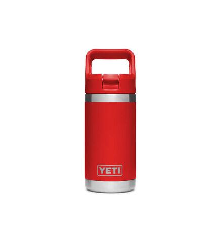 YETI Rambler Jr. 12 oz. Kids Water Bottle Canyon Red