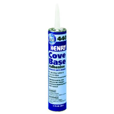 Henry Cove Base Adhesives 11 oz.