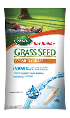 Scotts Turf Builder Grass Seed Bermuda 5 lb.