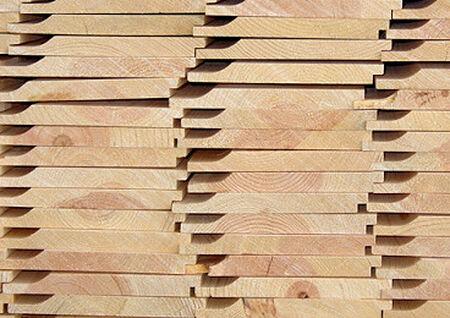 "Pine Siding D - Grade #105 1"" x 8"" x 12'"