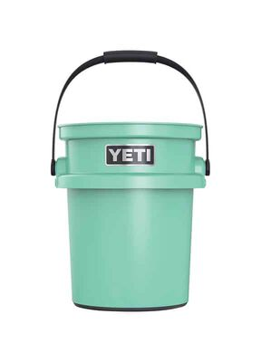 YETI LoadOut 5 gal. Bucket Seafoam Green