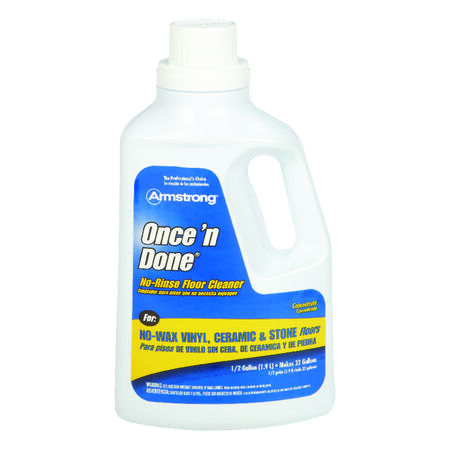 Armstrong Once'N Done 64 oz. Floor Cleaner