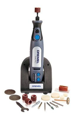 Dremel 18 pc. Cordless Rotary Tool Kit