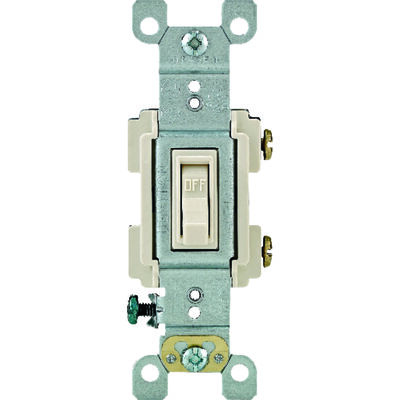 Leviton Framed 15 amps Toggle Switch Single Pole