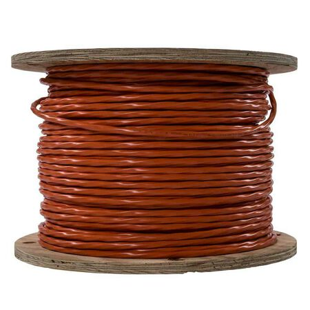 Southwire 1000 ft. 10/3 Romex Type NM-B WG Non-Metallic Wire Orange - Sold by the foot