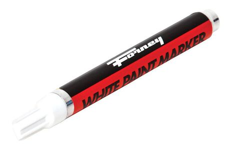 Forney White Paint Marker
