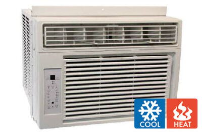 Air Conditioner 12000 BTU 230V with heat