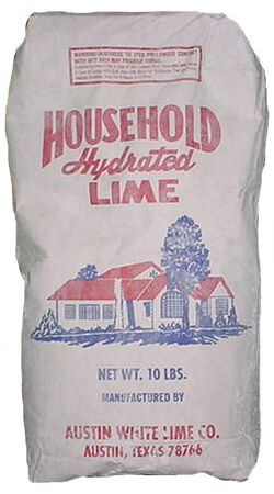 Lime Lawn / Garden Hydrated 10lb
