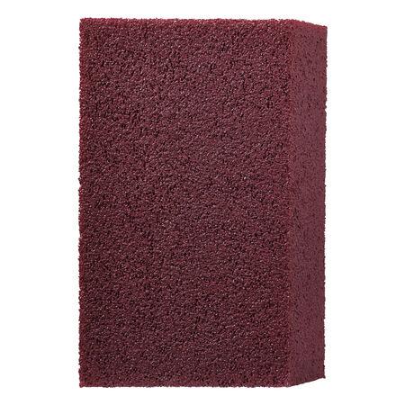 3M SandBlaster 4-1/2 in. L x 2-1/2 in. W x 1 in. 150 Grit Medium Dual Angle Sanding Sponge