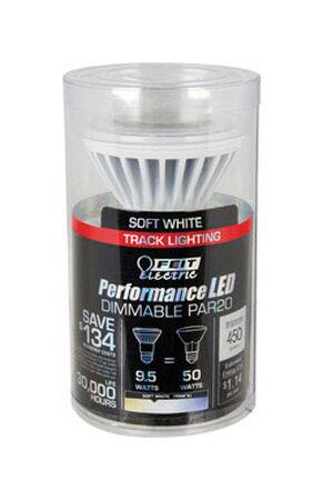 FEIT Electric 7 watts 450 lumens 3000 K Medium Base (E26) Floodlight PAR20 LED Bulb Warm White