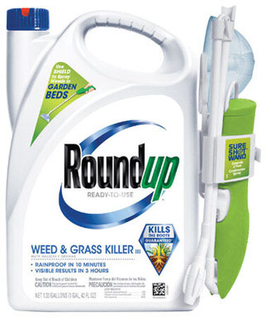 Scotts RoundUp Weed and Grass Killer 1.33 gal.