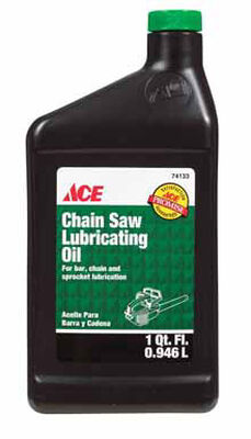 Ace Chainsaw Lubricating Oil 1 qt. Bottle