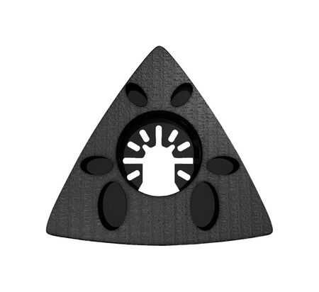 "Imperial Blades One Fit 3-1/2"" Oscillating Multi-Tool Triangle Sanding Pad, 1PC"