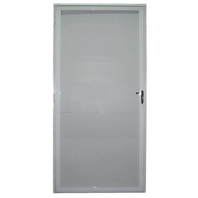 Croft Imperial Style 265 Full View Aluminum Storm Door - Left hand