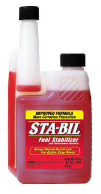 Sta-Bil 16 oz. Gasoline Engines/2 Cycle Engine Fuel Stabilizer