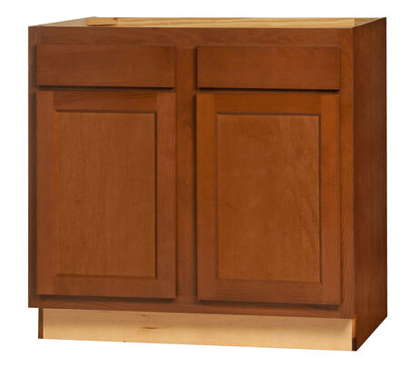 Glenwood Range & Sink Base Cabinet 36RBS