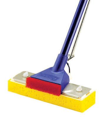 Quickie Automatic Sponge Mop 9 in. W