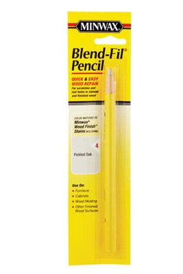 Minwax Blend-Fil No. 4 Pickled Oak Wood Wood Pencil