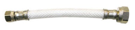 Ace 3/8 in. Compression x 1/2 in. Dia. IP PVC Faucet Supply Line 24 in.