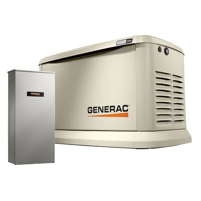 Generac Power Systems Guardian Series 19 kilowatt Generator