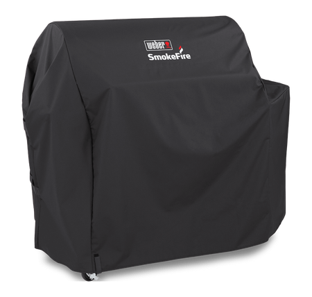 Weber Premium Grill Cover Built for SmokeFire EX6 Wood Fired Pellet Grill