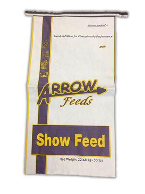 Show lamb pellet 50 lb