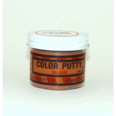 Color Putty Redwood Wood Filler 3.68 oz.